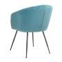 M-60 стул голубой топаз