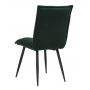 N-130 стул тёмно-зелёный вельвет