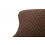 M-20 стул мягкий коричневый