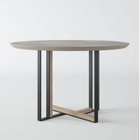 Ink Round Wood (Инк Раунд Вуд) обеденный стол