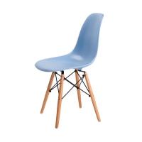 Eames DSW стул обеденный голубой