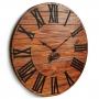 Kansas Rust деревянные настенные часы