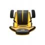 X-0719 Black/Yellow геймерское кресло
