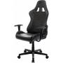 X-2317 Black/Carbon Black геймерское кресло