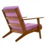 Gloss кресло лаунж