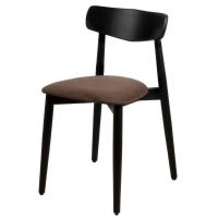 Dan стул чёрный