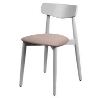 Dan стул серый