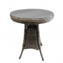 Amy кофейный столик из ротанга